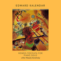 Rondo-Toccata for Piano Solo (after Kandinsky)