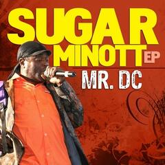 Sugar Minott EP: Mr. DC