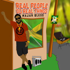 Real People Do Real Things - Single
