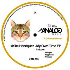 Kike Henriquez - My Own Time EP