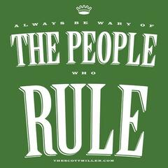 The People Rule - Single