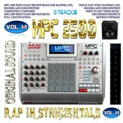 Mpc 2500 Rap Instrumentals, Vol. 14