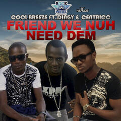Friend We Nuh Need Dem - Single