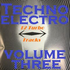 Techno Electro, Vol. 3