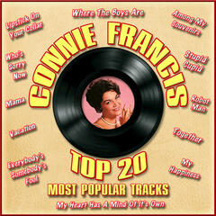 Top 20 Most Popular Tracks