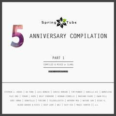 Spring Tube 5th Anniversary Compilation, Pt. 1 (Compiled and Mixed by DJ Slang)