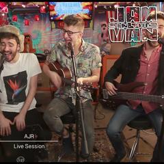 Jam in the Van - AJR (Live Session)