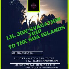 Lil Jon's Vacation Trip To The Goa Islands