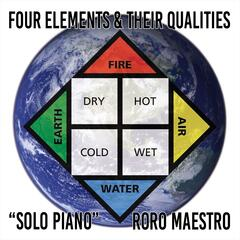 Four Elements & Their Qualities