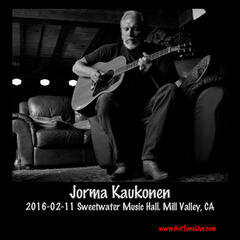2016-02-11 Sweetwater Music Hall, Mill Valley, Ca (Live)