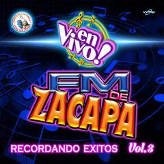 Recordando Exitos Vol. 3. Música de Guatemala para los Latinos (En Vivo)