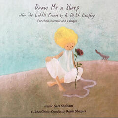 Draw Me A Sheep, after The Little Prince by A. De St. Exupery