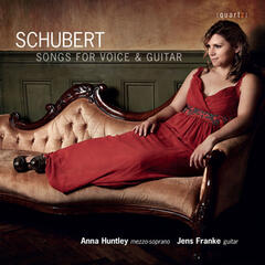 Schubert: Songs for Voice and Guitar