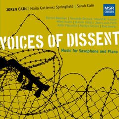 Voices of Dissent: Music for Saxophone and Piano