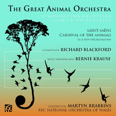 The Great Animal Orchestra, Symphony for Orchestra and Wild Soundscapes