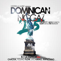 Dominican Niggaz 2.5 - Single