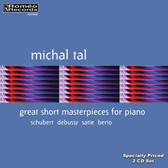 Great Short Masterpieces for Piano
