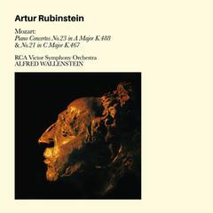 Mozart: Piano Concertos No. 23 in a Major K. 488 & No. 21 in C Major K. 467 (Bonus Track Version)