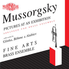 Mussorkgsky: Pictures at an Exhibition