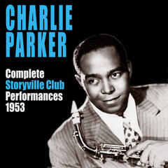 Complete Storyville Club Performances1953