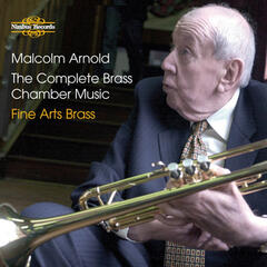 Arnold: The Complete Brass Chamber Music