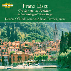 "Liszt: ""Tre Sonetti Di Petrarca"" And Other Songs"