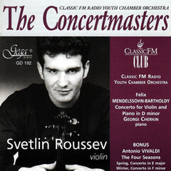 The Concertmasters/ Svetlin Roussev