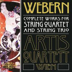 Webern: Complete Works for String Quartet & String Trio