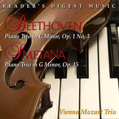 Beethoven: Piano Trio in C Minor - Smetana: Piano Trio in G Minor