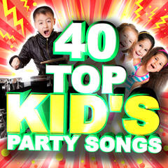 40 Top Kid's Party Songs