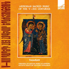 Armenian Sacred Music of the V-XIII Centuries