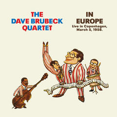 In Europe. Live in Copenhagen, March 5, 1958 (Bonus Track Version)