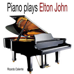 Piano Plays Elton John