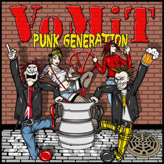 """Punk Generation"" Young and Pissed Off"