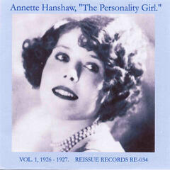 The Personality Girl, Vol. 1: 1926-1927