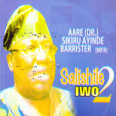 Salishile Iwo, Vol. 2