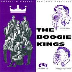 Sam Montel Presents the Boogie Kings