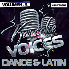 Karaoke & Voices (Dance & Latin) Vol. 3