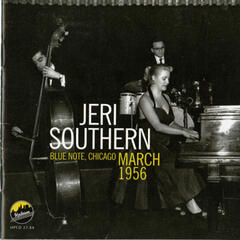 Jeri Southern Blue Note, Chicago, March 1956