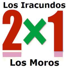 Los Iracundos - Los Moros 2X1