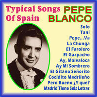 Typical Songs of Spain