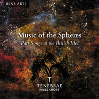 Music of the Spheres: Part Songs of the British Isles