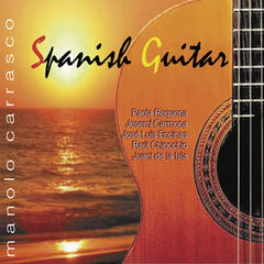 Spanish Guitar by Manolo Carrasco