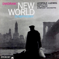 "Dvořák: Symphony No. 9 in E Minor, Op. 95 ""From the New World"" (Transferred from the Original Everest Records Master Tapes)"