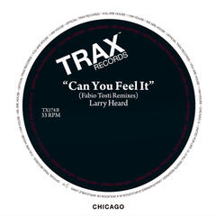 Can You Feel It (Fabio Tosti Remixes)