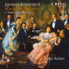 An der schonen, blauen Donau - Piano Transcription