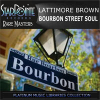 Bourbon Street Soul (Re-Mastered)