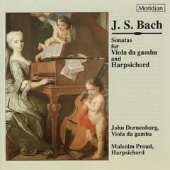 Bach: Sonatas for Viola de Gamba and Harpsichord
