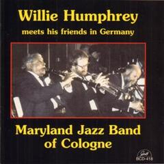 Willie Humphrey Meets His Friends in Germany