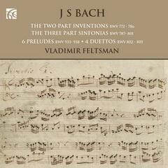 J.S. Bach: Works for Solo Piano